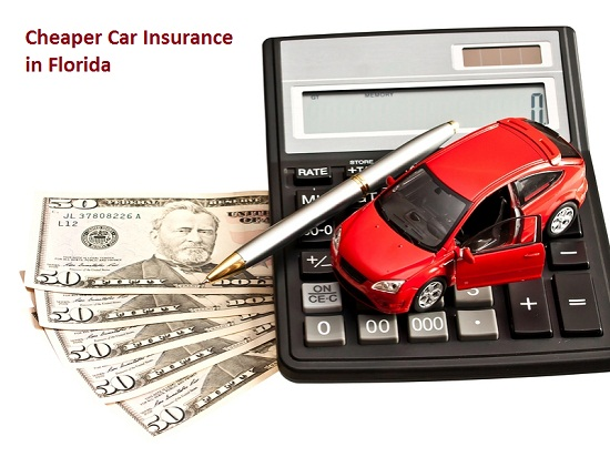 cheaper car insurance in florida