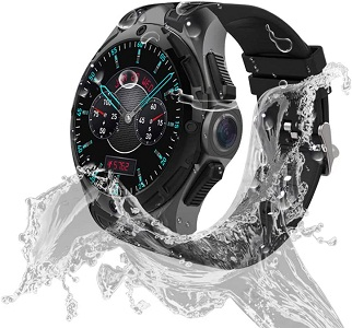 AllCall Waterproof Smart Watch Android Men