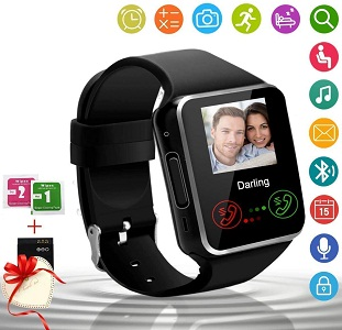 Android Smart Watch Bluetooth Smart Watch by Taktoppy