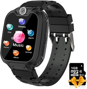 Kids Smartwatch with Phone Call 7 Games by MeritSoar