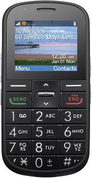 Alcatel 328G - Tracfone Phones for Seniors
