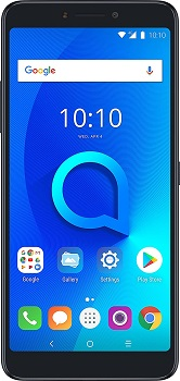 Alcatel 3V - Free Touch Screen Government Phones