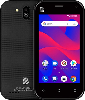 BLU Advance A4 2019- Unlocked Cell Phones With No Credit Check No Deposit