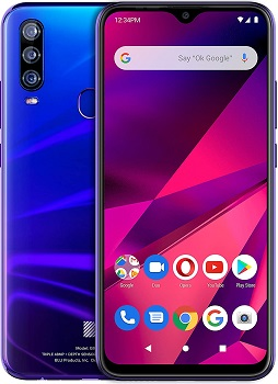 BLU G9 Pro - Free Touch Screen Government Phones