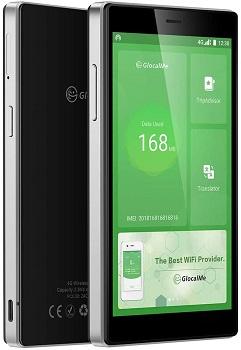 GlocalMe G4 Pro 4G LTE Mobile Hotspot, Worldwide WiFi Portable High Speed WiFi Hotspot