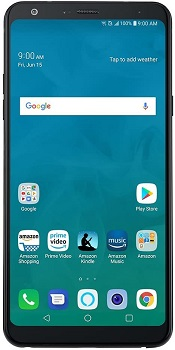 LG Stylo 4 - Free Touch Screen Government Phones
