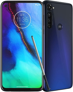 Moto G Stylus - Free Touch Screen Government Phones