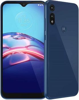 Moto E   Unlocked   Made for US by Motorola   2/32GB   13MP Camera   2020   Blue