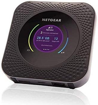 NETGEAR Nighthawk M1 Mobile Hotspot 4G LTE Router MR1100-100NAS