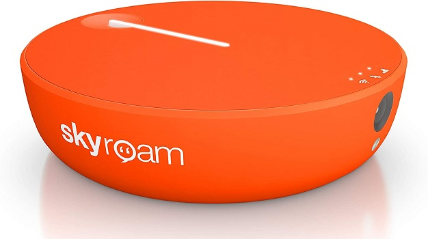Skyroam Solis X Smartspot | 4G LTE WiFi Mobile Hotspot and Power Bank