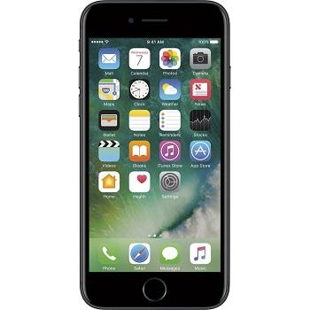 Apple iPhone 7 32GB Unlocked GSM 4G LTE Quad-Core Smartphone w/ 12MP Camera – Black