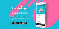 InstaBridge For Free Internet