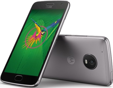 Motorola Moto G5 Plus 64GB Unlocked Qlink Wireless Phones at Walmart