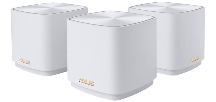 Asus ZenWiFi AX Mini - Mesh Wi-Fi For Gaming