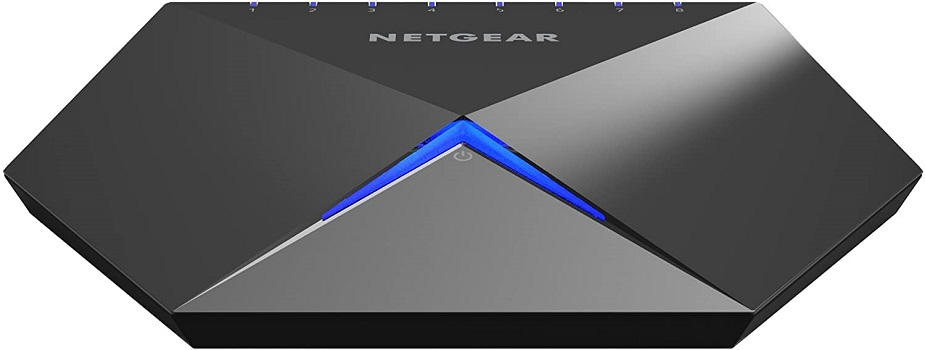NETGEAR Nighthawk S8000 8-Network Switches for Gaming