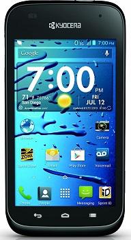 Qlink Wireless Upgrade Kyocera HydroEdge Phone