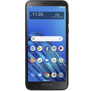 Tracfone Motorola moto e6 – Prepaid Smartphone at Family Dollar