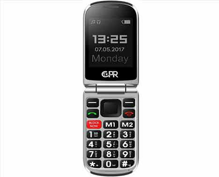 CPR 3G Unlocked Cell Phone For Limited Numbers Call