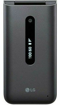 Net10 LG Classic Flip 4G LTE phone