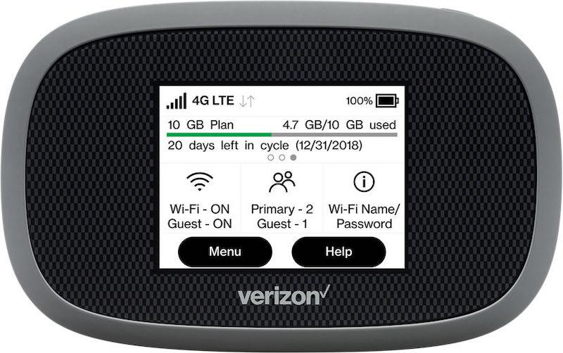 Verizon Jetpack Plans