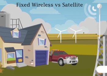 Fixed Wireless vs Satellite