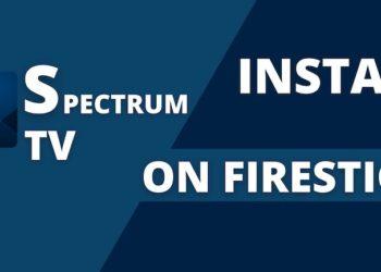 Spectrum TV app on Firestick